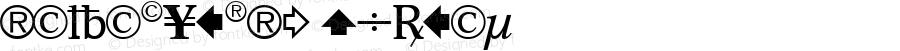 DataSymFDB Normal Altsys Fontographer 4.0.3 9.9.1994