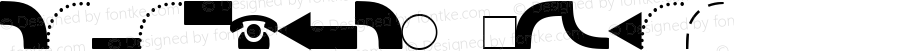DataSymGDB Normal Altsys Fontographer 4.0.3 9.9.1994