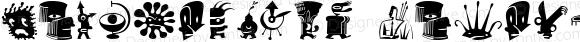 ZeitGuysTwo Regular Altsys Fontographer 3.5  9/7/94