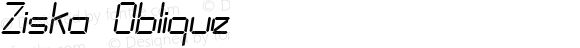 Ziska Oblique 1.0 Sun Sep 18 09:45:01 1994