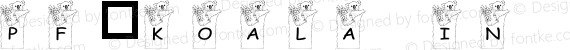 pf_koala in tree Regular preview image