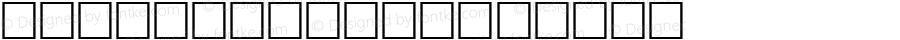 KlavenItal Regular Altsys Fontographer 3.5  9/25/92