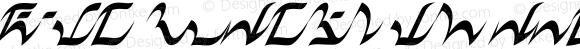 D'ni Script Linguistic Mapping