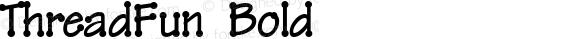 ThreadFun Bold