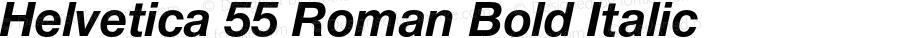 HelveticaNeue-BoldItalic