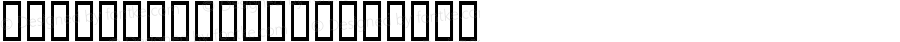 Citizen Dick Regular Macromedia Fontographer 4.1.5 10/11/00