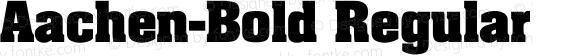 Aachen-Bold