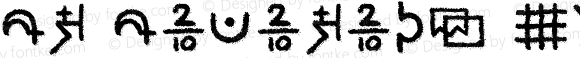 Hf Hobofont Sw Regular Macromedia Fontographer 4.1.3 7/1/96