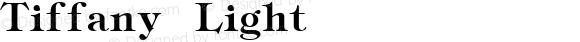 Tiffany Light 1.0 Tue Nov 23 17:07:26 1993