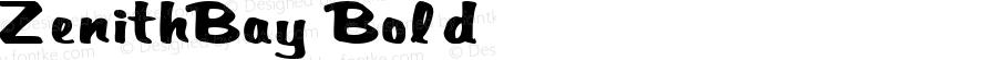 ZenithBay Bold Altsys Metamorphosis:10/29/94
