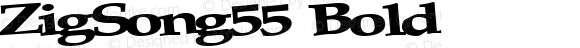 ZigSong55 Bold Altsys Metamorphosis:10/29/94