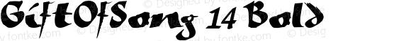 GiftOfSong14 Bold Altsys Metamorphosis:10/28/94