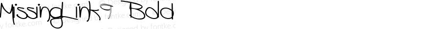 MissingLink9 Bold Altsys Metamorphosis:10/29/94