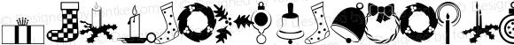 JournalDingbatsEightSSK Regular Altsys Metamorphosis:8/31/94