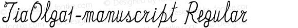 TiaOlga1-manuscript Regular Version 1.02x; out, 2000