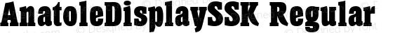 AnatoleDisplaySSK Regular Altsys Metamorphosis:8/24/94