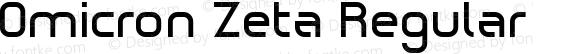 Omicron Zeta Regular Version 2.0 - 18 Nov 1998