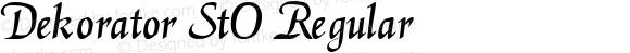 Dekorator StO Regular 1.2
