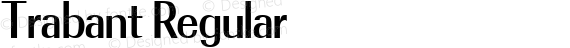 Trabant Regular preview image