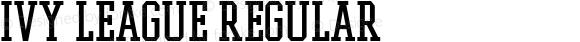 Ivy League Regular