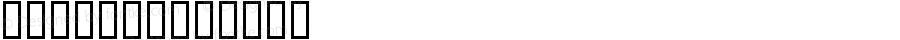 UFOnt Regular Macromedia Fontographer 4.1J 99.12.1