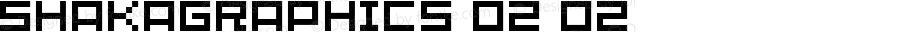 SHAKAGRAPHICS 02 02 Macromedia Fontographer 4.1J 00.11.27