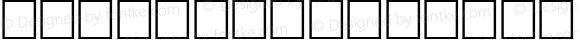 Andorra Regular Altsys Fontographer 3.5  9/1/92