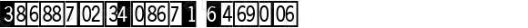 DigitsandPairsB Regular Rev 002.000