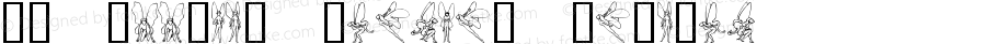 SL Woodcut Faeries Regular Macromedia Fontographer 4.1 14-12-2000