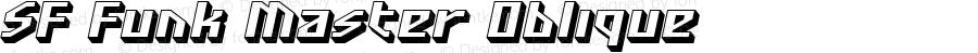 SF Funk Master Oblique v1.0 - Freeware