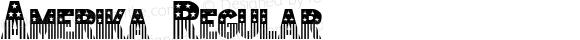 Amerika Regular Brendel            :06.07.1995