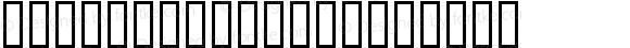 Calligrapher Regular Altsys Fontographer 3.5  5/26/92