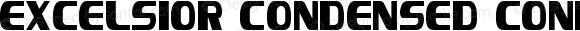 Excelsior Condensed Condensed