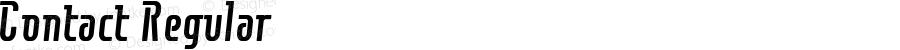 Contact Regular Macromedia Fontographer 4.1J 01.1.23