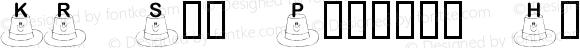 KR St. Patty's Hat