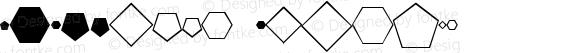 HURONfont Regular Altsys Fontographer 3.5  3/28/01