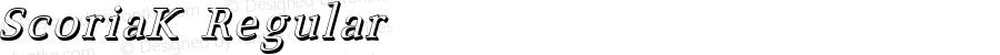 ScoriaK Regular Perry Mason                 17 06 01