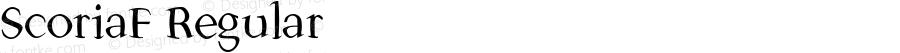 ScoriaF Regular Perry Mason                 17 06 01