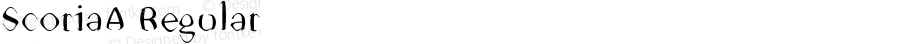 ScoriaA Regular Perry Mason                 17 06 01