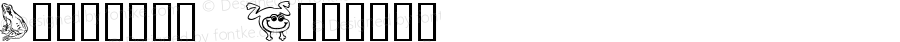 Amphibia Regular Macromedia Fontographer 4.1 7/19/01