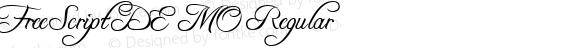 FreeScript DEMO Regular preview image