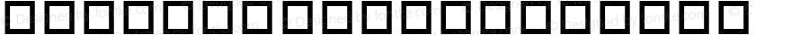 Chef Turkey Regular Macromedia Fontographer 4.1 4/1/01