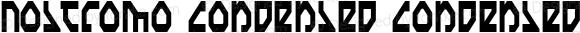 Nostromo Condensed Condensed 1