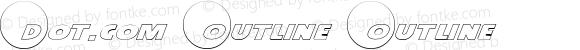 Dot.com Outline Outline