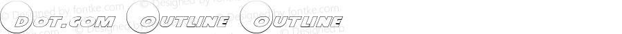 Dot.com Outline