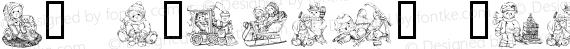 KR Holiday Teddies Three Regular preview image