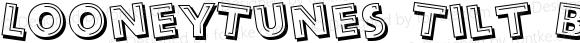 LooneyTunes Tilt BT Regular mfgpctt-v1.59 Tuesday, March 9, 1993 11:58:56 am (EST)