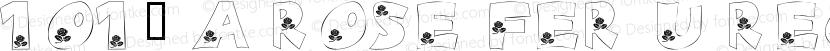 101! A Rose fer U Regular Preview Image