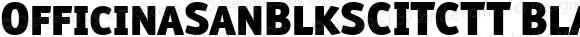 OfficinaSanBlkSCITCTT Black Version 1.00