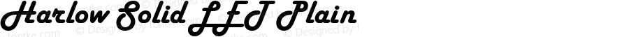 Harlow Solid LET Plain 1.0